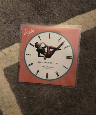 Kylie Minogue - Step Back In Time 2019 - 4 Remixes - Rare Brazilian CD Promo