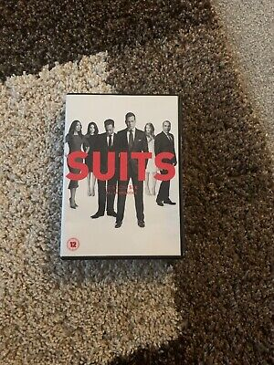 Suits Season 6 DVD