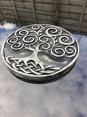 Tree Of Life- Celtic Garden Wall PlaqueLatex Mould