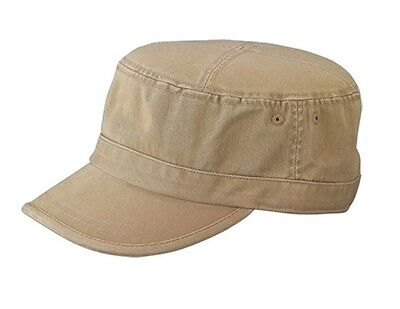 40 Lot Washed Cotton Army GI BDU Military Cadet Castro Caps Hats Wholesale