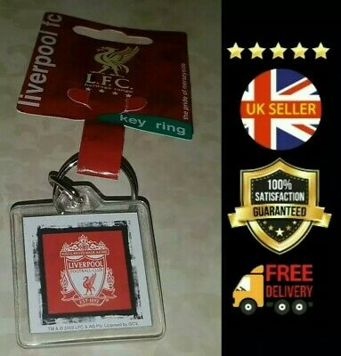 Liverpool Lfc The Only Way To Beat Liverpool With Official Tags Football Keyring