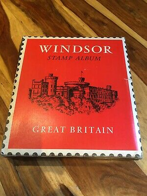 Green Stanley Gibbons Windsor Stamp Album Volume 1
