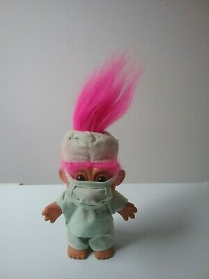 Russ Troll.vintage Doctor/Scrub In Doctor. Rare.very Good Vintage Condition.
