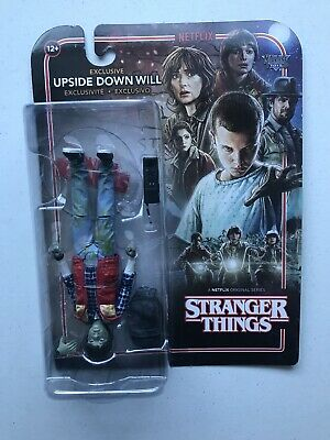 "McFarlane Toys Stranger Things Upside Down 6"" Will Figure Walmart Exclusive NEW"