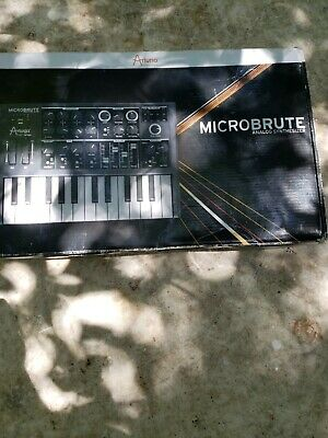 ARTURIA MICROBRUTE 100% Analog Synthesizer - $227 89 | PicClick