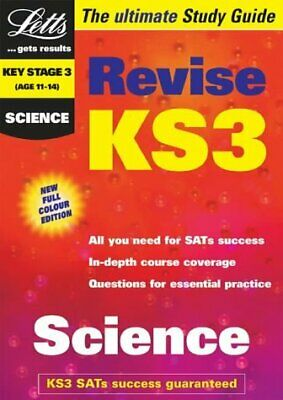 Key Stage 3 Science Study Guide (KS3 Revision) (Letts Revise Key Stage 3), Educa