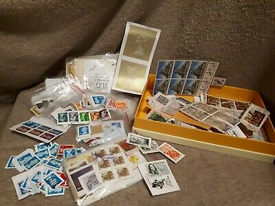 World used stamps collection of odds