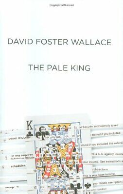 PALE KING By David Foster Wallace - Hardcover **BRAND NEW**