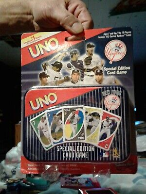 3df30a3c UNO SPECIAL EDITION New York Mets Card Game 2005 - $16.00 | PicClick