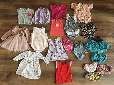 Baby Girls Bundle Lot Size 0 (6-12 Months)