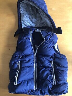 Seed heritage Puffer Vest, Size 2-3