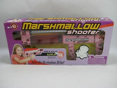 Marshmallow Classic Snap Dragon Slingshot Sling Shot Shooter Toy Shoots 30 Feet