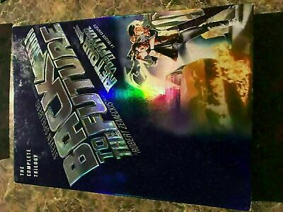 Back To The Future Complete Trilogy - Dvd Size - Slip Cover Only
