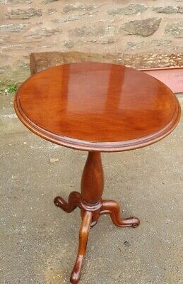 Victorian mahogany wine Table