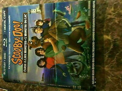 Scooby Doo Curse Of The Lake Monster - Blu Ray Size - Slip Cover Only