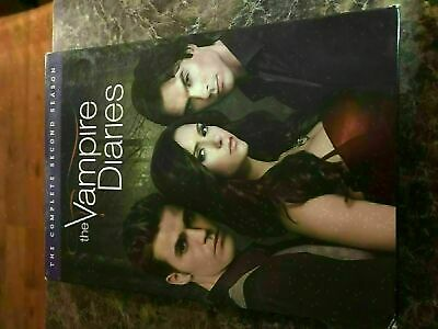 Vampire Diaries Second 2 Season - Dvd Size - Slip Cover Only