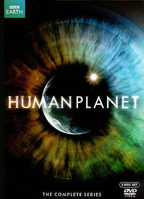 Human Planet: The Series (DVD, 2011) MISSING DISC 1