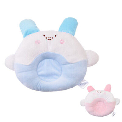 Baby Pillow Newborn Anti Flat Head Syndrome For Crib Cot Bed Neck-Support T
