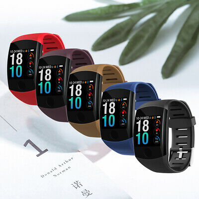 XGODY Waterproof Smart Watch Fitness Activity Trackers Heart Rate Blood Pressure