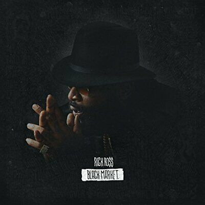 |091802| Rick Ross - Black Market [CD x 1] Neuf