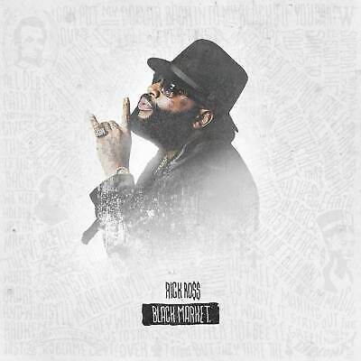|091802| Rick Ross - Black Market [CD] Neuf