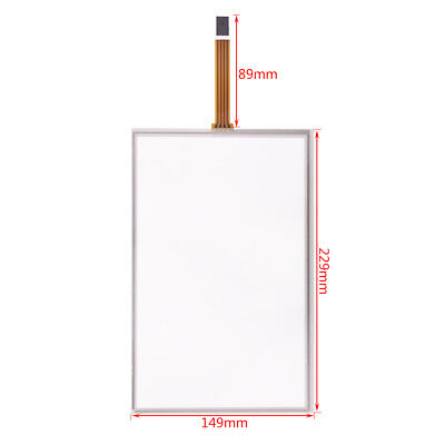 10.1inch 4 Wire USB 228*148mm Resistive Touch Screen Panel For B101UAN02.1 16:10