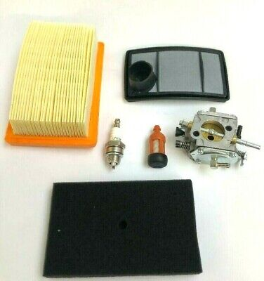 Service Kit Fits STIHL TS400 Carb, Air Filters,Fuel Filter And Plug