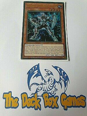 Yugioh: Elemental Hero Solid Soldier, Ct15