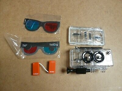 Gopro  3D Hero System  For 1 + 2 Cameras Housing Sync Cable