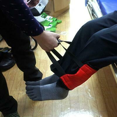 Patient Lift Support Auxiliary Belt Rehab Harness Assist Elderly Sick Portable