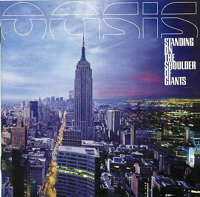 OASIS : Standing on The Shoulder of Giants - CD NEUF / 20p. BOOKLET - 2000