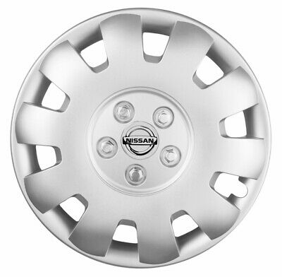 """16"""" Whell trims wheel covers fit Nissan Almera  4 x16'' inches silver"""