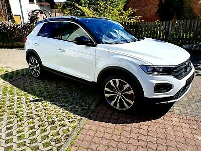 Neuer VW Volkswagen T-Roc 2.0 TSI 4Motion DSG Sport Standheizung LED ACC DCC