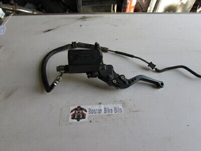 Suzuki 2008 Bandit 650 EFI Clutch Master Cylinder with Switch & Upgraded Lever