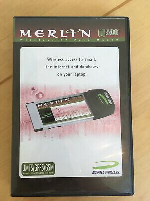 driver novatel wireless merlin u530