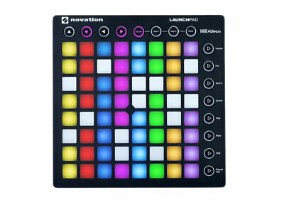 Novation Launchpad Ableton Live Controller DEMO