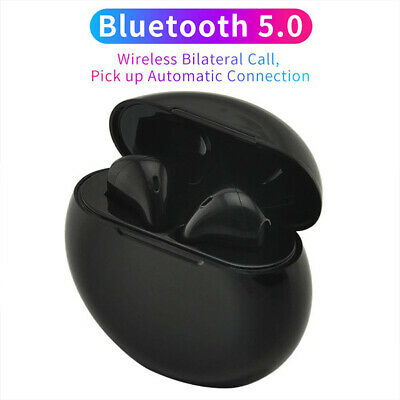 A3-TWS Wireless Bluetooth Headphones Headset For Apple iPhone 7 8 XR XS Samsung.