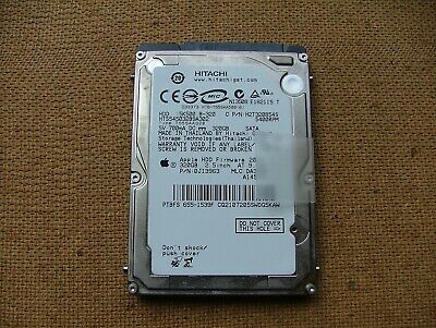 320GB HARD DRIVE FOR Apple Macbook Pro 13