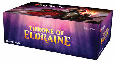 MTG Throne of Eldraine Booster Box Preorder - Brand New and Factory Sealed!