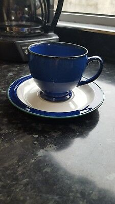 Denby metz cup & saucer -  I have 4available