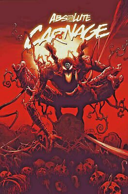 Absolute Carnage #1 Marvel Comics Donny Cates Ryan Stegman Nm+ First Print