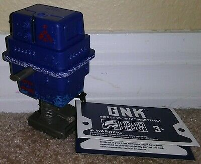 2019 Disney Parks Star Wars Galaxy's Edge Gonk Power Droid GNK Wind Up Toy New