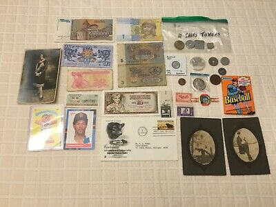 Vintage Lot Of Collectible Items #2 - Not Junk Drawer - See Pictures