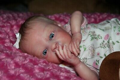 Reborn Baby~Bean Sculpted by Denise Pratt~Professional~Realistic as Ever~