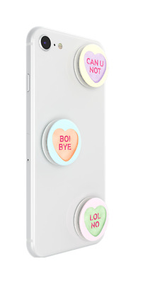New Cute PopSockets Popminis Phone Grip Universal Pop Out Holder Stand Sassy Hea