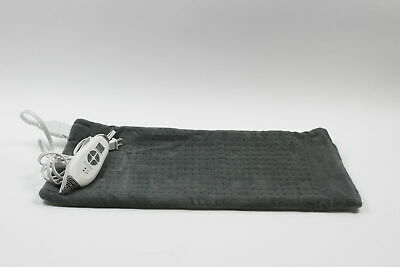 Pure Enrichment PureRelief XL King Size Heating Pad (Charcoal Gray)