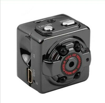 Mini telecamera spia infrarossi micro camera nascosta Full HD Auto Car SQ8-