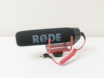 Rode Video Mic GO Shotgun Microphone ~As New Condition ~$77 with code