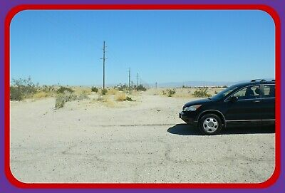 Salton Sea California~Huge 1.64 Acre Lot~West Side Of Hwy 86~No Reserve!