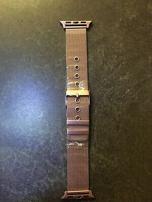 Apple Watch Rose Gold Stainless Steel Band 38mm series 2/3/4. *Brand New*